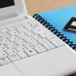 PCとクレジットカード