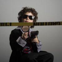 子供の探偵