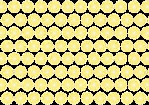 黄色のPNG画像